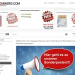 Buy office supplies megaguenstig German online store