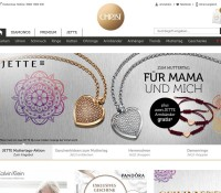 Christ, the online shop for watches, jewelry and gifts German online store