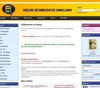 Comic and Games Berlin German online store