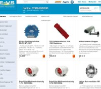 Electric Delivery Shop German online store