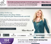 EMILIA LAY – Sophisticated Ladies Fashion in size 42-54 German online store