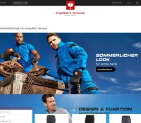 Engelbert Strauss – For the job, workwear, workwear German online store