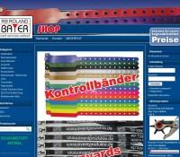 Event Shop Online German online store