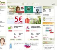 Aliva-Apotheke German online store