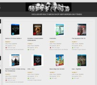 Exclusive Multi Media Store German online store