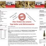 Sundays wines German online store