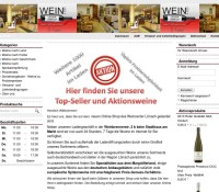 Sundays wines German online store