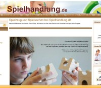 Spielhandlung.de German online store