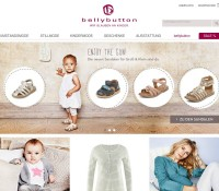 Maternity wear, baby fashion and children's fashion from bellybutton German online store