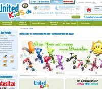United Kids – Fachversand for Children / top prices, high quality, lightning fast German online store