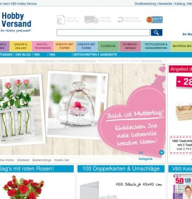 VBS Hobby Service, we turn your hobby inexpensive German online store