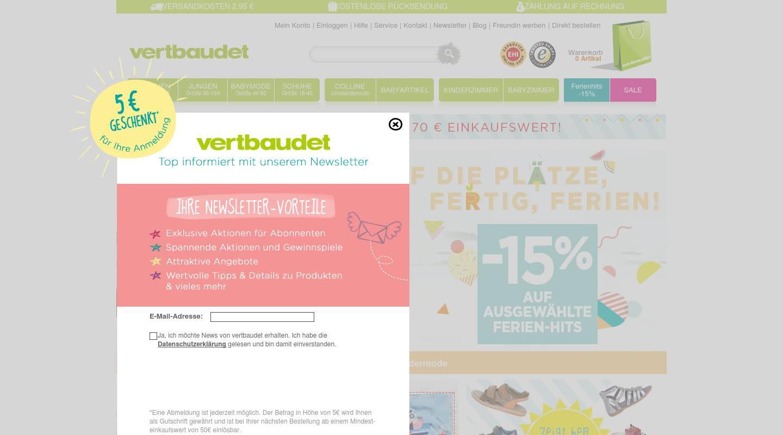 vertbaudet children 39 s fashion german online store deals coupons. Black Bedroom Furniture Sets. Home Design Ideas