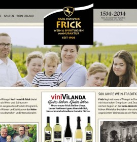 Wine shop, wine trade and wine shipping German online store