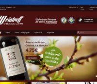 Weinversand for affordable quality wines German online store