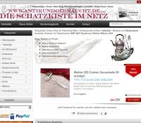 antikundgebraucht.de – The treasure chest on the net German online store