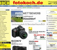 Worldwide shipping for photo cameras, video camcorders, digital cameras, hifi and accessories German online store