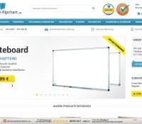 Whiteboards German online store