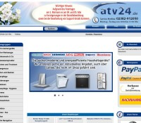 ATV24.de – Your Online Store German online store