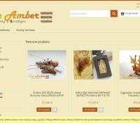 Amber shop Polish online store