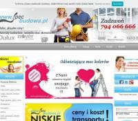 Specbudowa – Building Materials Polish online store