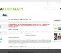 Alkohit – alkotestery.com Polish online store