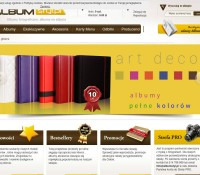 Albumstyl.pl photo albums Polish online store