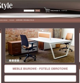 Office Furniture and Chairs Rotary – Effect Style Polish online store