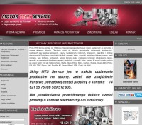 Mts-service.pl – Automotive Polish online store