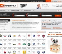 Shop with shock absorbers Polish online store