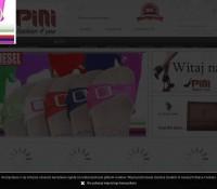 PINI online shop Polish online store