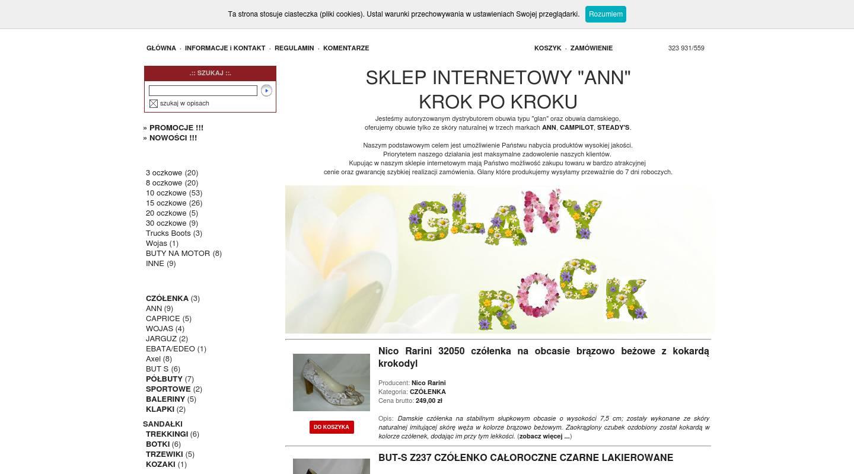 Shop online poland