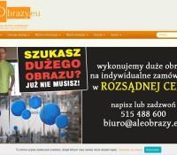 Aleobrazy.eu – Images of flowers Polish online store