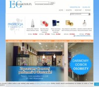 Shop with perfumes and cosmetics E-Glamour.pl Polish online store