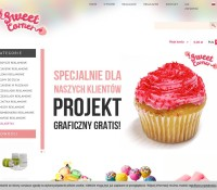 Candy with your company logo – Sweet Corner Polish online store