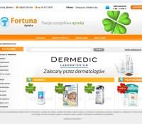 Aptekafortuna.pl – drugs without a prescription Polish online store