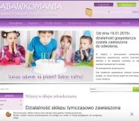 Zabawkomania Polish online store