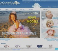 shoes for children from Piccolino Polish online store