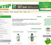 Horticulture Retip Online Store Polish online store