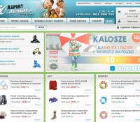 Asport-junior.pl Polish online store