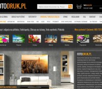 Pictures and paintings on canvas: Shop FotoDruk.pl Polish online store