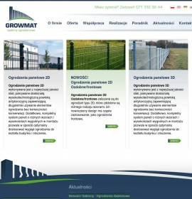 Panel fencing Polish online store