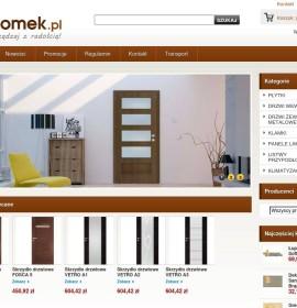 Online Store e-domek.pl Polish online store