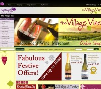 The Village Vine store Food & Drink Gifts British online store