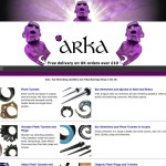 Arka-Shop store Jewellery & Watches Fashion British online store