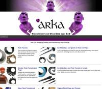 Arka-Shop store Jewellery & Watches Fashion British online store