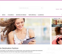 Destination Fashion store Fashion Gifts British online store