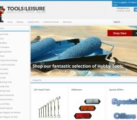 Tools and Leisure store Garden & DIY  British online store