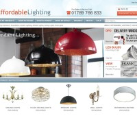 Affordable Lighting store Garden & DIY  British online store