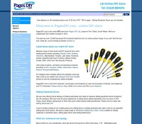 PagesDIY.com store Garden & DIY  British online store