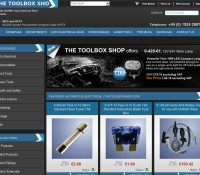 The ToolBox Shop store Garden & DIY  British online store